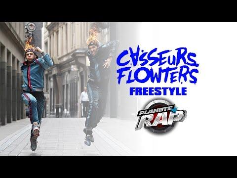 Gros Freestyle des Casseurs Flowters en live dans Planète Rap