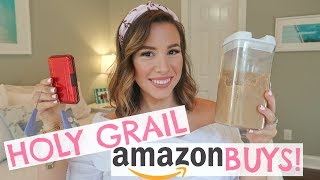 MUST HAVE AMAZON PRODUCTS! | BEST BUYS FROM AMAZON 2018 | Hayley Paige