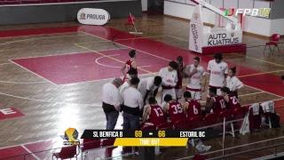 Proliga SL Benfica B Estoril BC