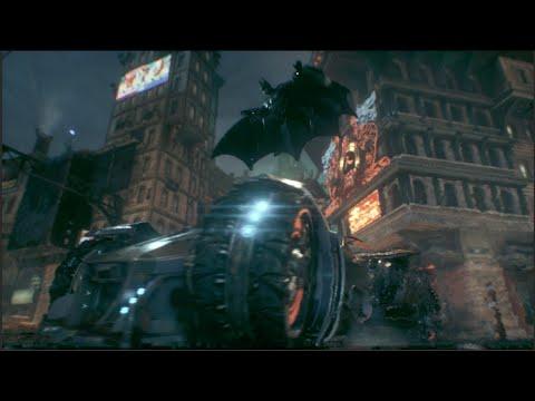 Batman Arkham Knight Ep1 - I AM BATMAN! Lp/Walkthrough
