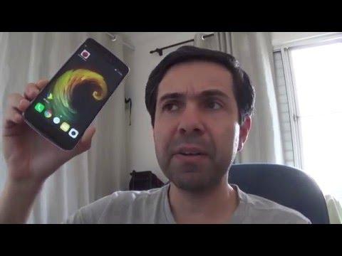 Vlog Especial - Lenovo Vibe A7010 - Falando um pouco do smartphone