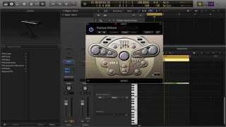 Designing EDM kicks using Logic Pro X and Ultrabeat