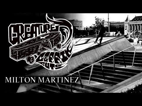 The Creature Video Coffin Cuts: Milton Martinez