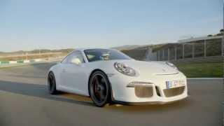 The new Porsche 911 GT3 in-depth  Engine and Chassis (HD)