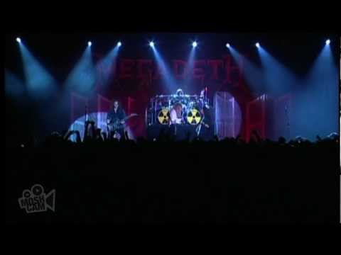 Megadeth - Poison Was The Cure (Live @ Sydney, 2010)