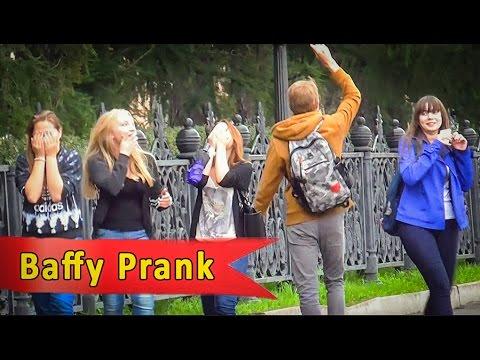 Пранк Свихнувшийся- Вaffy Prank - Пранки от Жвачка ТВ