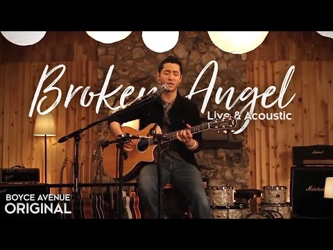 Boyce Avenue - Broken Angel (live & Acoustic) On Itunes & Spotify video