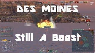 Des Moines - Still A Beast