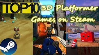 Top 10 3D Platformer Games on Steam