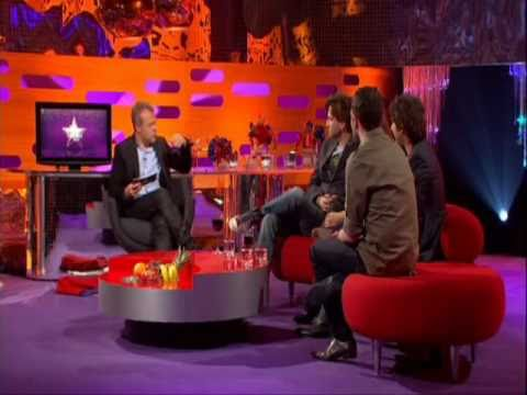 The Graham Norton Show 9x01 - Catherine Tate, David Tennant, Josh Groban (15 Apr 2011) Part I