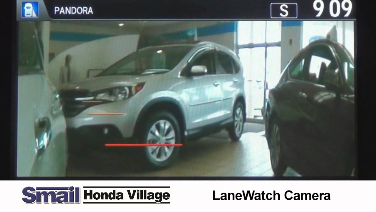 Learn How To Set Your Honda Lanewatch Camera Settings