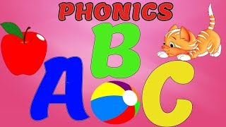ABC Phonics Alphabet - Letter A to Z | Learn ABC Phonics | Learning English Alphabet