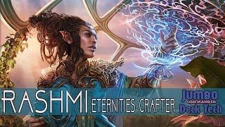 Rashmi Eternities Crafter Commander Deck Tech