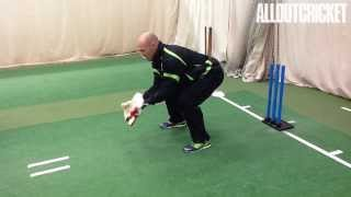 Paul Nixon: Wicketkeeping Drills   All Out Cricket Performance Coaching