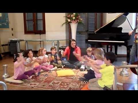 Associazione Mousiké – Saggio del Corso di Laboratorio propedeutica musicale [1] – 26 Maggio 2012