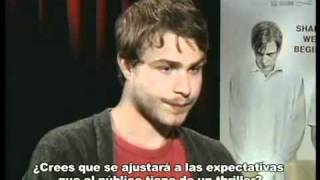 Funny Games - interview w Michael Pitt & Brady Corbet