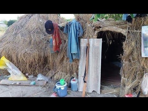 วิถีชีวิตคนนอนนา ทำกระท่อม ก้นโพนปลูกผัก เลี้ยงเป็ดเลี้ยงไก่ ก้นน้ำส่าง สุดอินดี้คักประธานบ่าวไทบ้าน