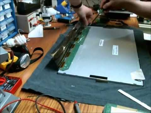 Repair: Samsung SA300 LED Monitor