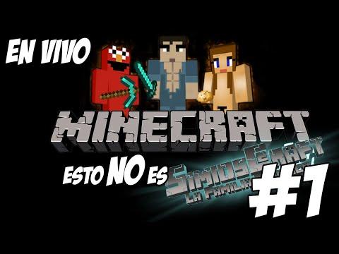 Esto NO es SimiosCraft EN VIVO en Español GOTH
