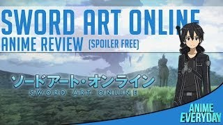 Sword Art Online Anime Review - AnimeEveryday Anime Reviews