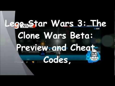 LEGO Star Wars 3 Cheat Codes