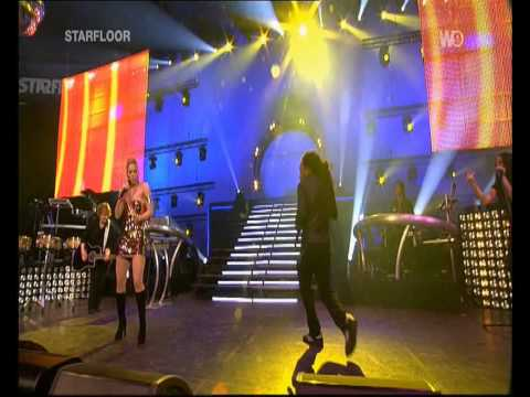 Shakira ___ Hip's Don't Lie Live in Paris Starfloor Night 2009 hd