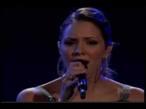 Katharine McPhee - Something Hi-Def (American Idol 7)