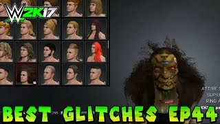WWE 2K17 Best Glitches & Funny Moments Ep44