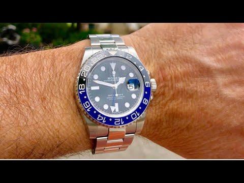 Rolex Submariner versus Rolex GMT Batman? Which Rolex should you buy?