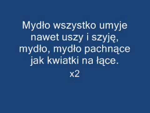 Fasolki - Mydło Lubi Zabawę