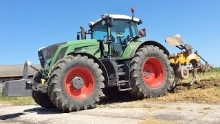 Fendt 939 S4 + Alpego Cracker
