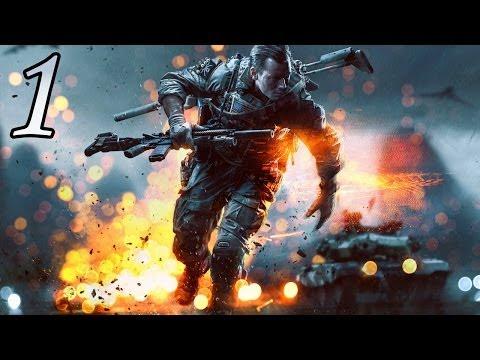阿津實況 戰地風雲 四 (1) 戰役劇情 Battlefield 4