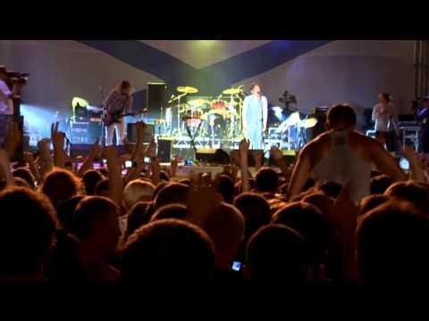 Мумий Тролль - Это по любви (Live @ Владивосток 2010)