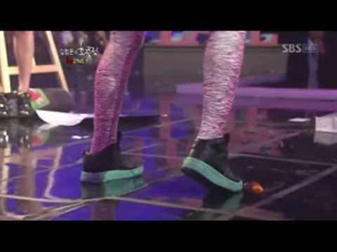 »2NE1« �est of MINZY민� rare! Dance~performance