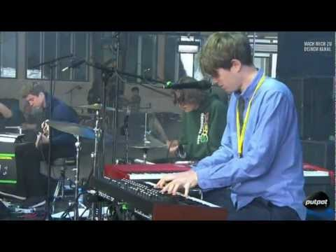 James Blake - I Never Learnt To Share (Live at Berlin Festival 2011)