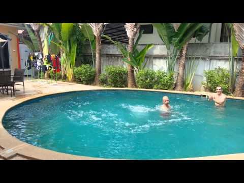 7 Muay thai - Piscina