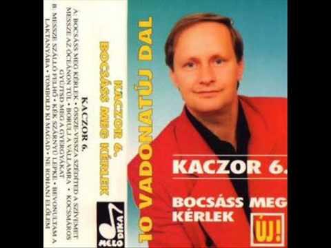 Kaczor Ferenc  6  Albuma Teljes