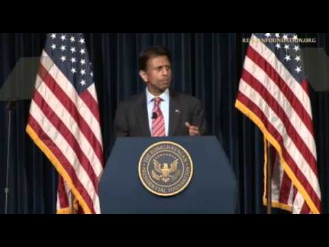 Bobby Jindal Closing Remarks to Reagan Library on Religious Liberty
