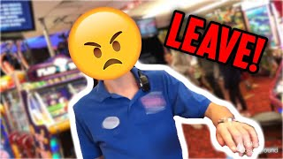 KICKED OUT OF THE ARCADE  FOR WINNING TOO MUCH FROM PRIZE LOCKER!! (MAJOR PRIZE WINS!!) | ClawBoss