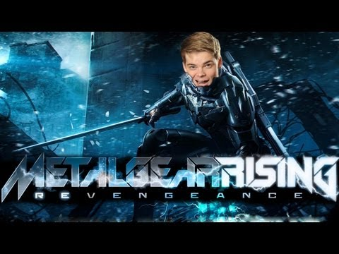 Besser als DMC? - Metal Gear Rising: Revengeance - Test/Review