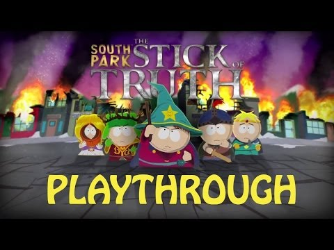 Mackey's Storage Room - South Park: The Stick of Truth Part 32