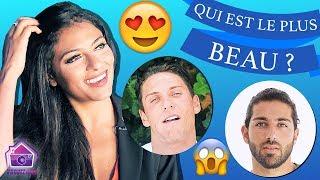 Sabrina (LVDA3) : Qui est le plus beau ? Zaven ou Bryan ?