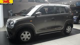 2019 Maruti Suzuki Wagon R / interior & engine /MOTORLAND