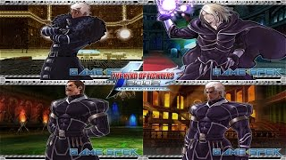 Intro The King Of Fighters 2002 UM Team NESTS Bosses