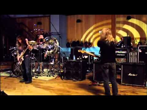 Iron Maiden - [Live In Studio 2007]