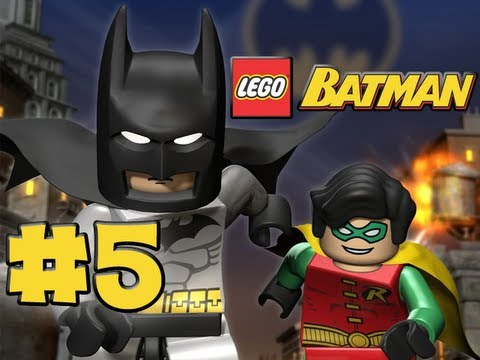 LEGO Batman - Episode 5 - The Face-Off (HD Gameplay Walkthrough)
