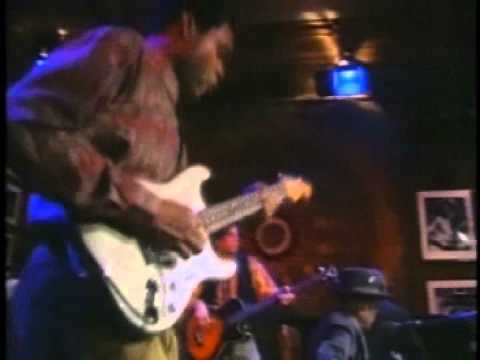 JOHN LEE HOOKER&ROBERT CRAY - Mr. Lucky