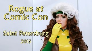 Rogue at Comic Con SPB 2015