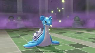 Pokemon Let's Go Master Trainer Gameplay Trailer - Nintendo Switch