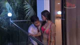 Sakshi and Karan aka Krystle D'Souza and Karan's HOT CONSUMATION SCENE